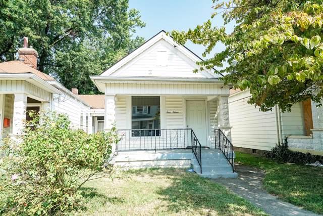 415 M St, Louisville, KY 40208 (#1547848) :: The Stiller Group