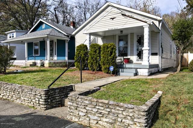 1411 Sale Ave, Louisville, KY 40215 (#1547991) :: Team Panella
