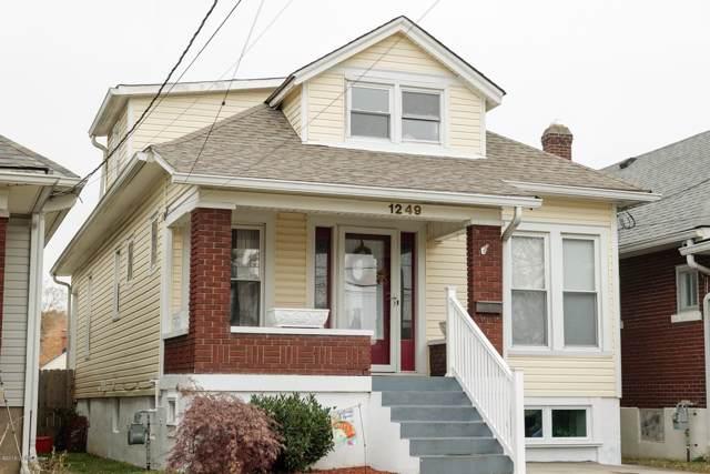 1249 E Burnett Ave, Louisville, KY 40217 (#1548295) :: The Price Group