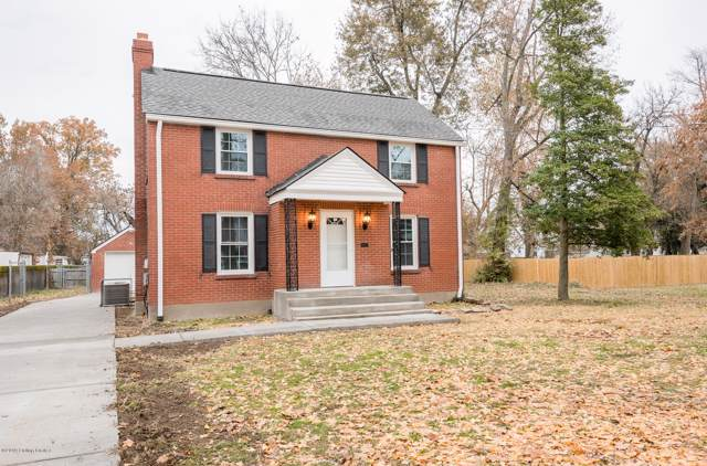 4633 Garland Ave, Louisville, KY 40211 (#1548461) :: At Home In Louisville Real Estate Group