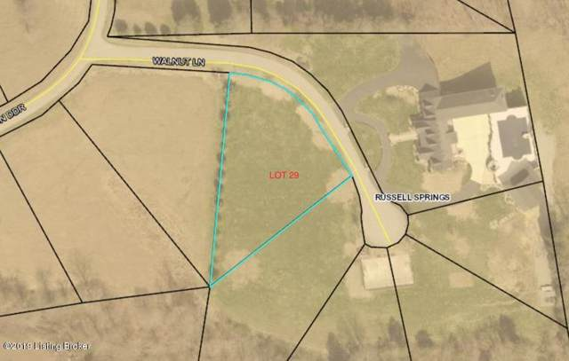 96 Walnut Ln Lot 29, Russell Springs, KY 42642 (#1548483) :: At Home In Louisville Real Estate Group