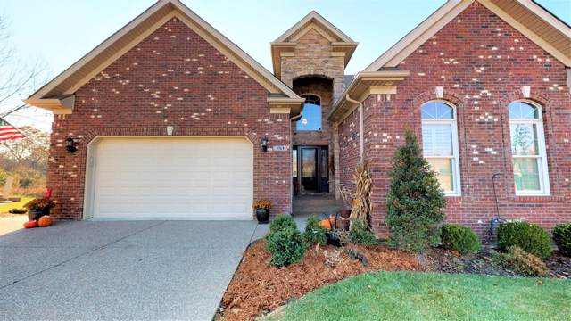 151 Whispering Pines Cir, Louisville, KY 40245 (#1548502) :: The Price Group