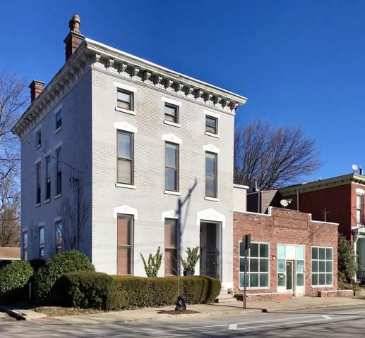 121 E Oak, Louisville, KY 40203 (#1549342) :: The Price Group