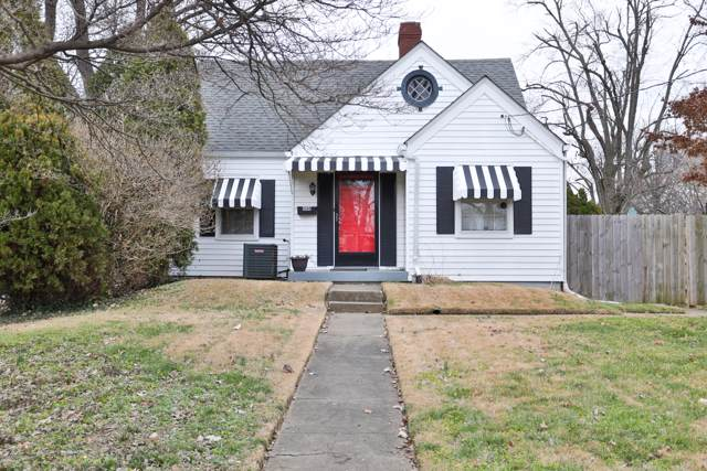 4509 Bellevue Ave, Louisville, KY 40215 (#1549390) :: At Home In Louisville Real Estate Group