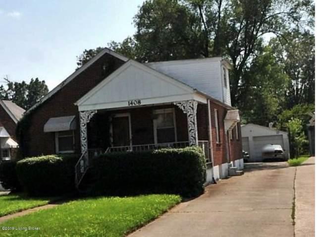 1408 Central Ave, Louisville, KY 40208 (#1549464) :: The Sokoler-Medley Team