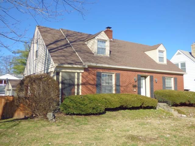 4101 Winchester Rd, Louisville, KY 40207 (#1550423) :: The Sokoler-Medley Team