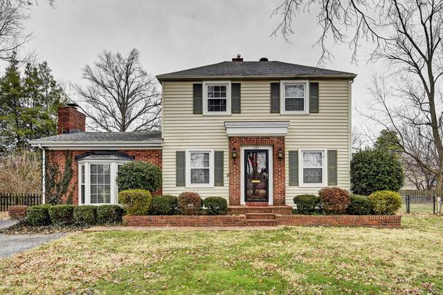 307 S Hubbards Ln, Louisville, KY 40207 (#1551312) :: The Sokoler-Medley Team
