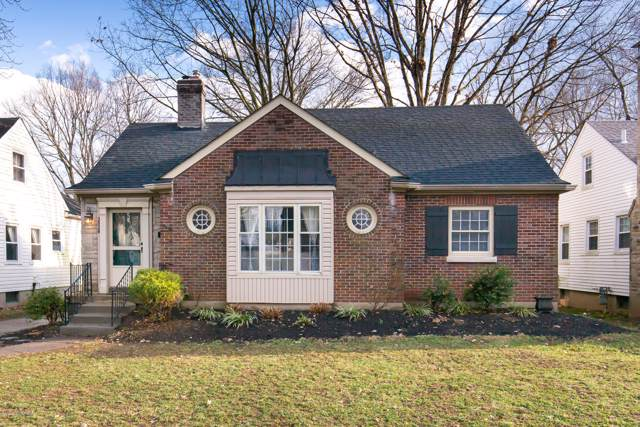 3920 Hycliffe Ave, Louisville, KY 40207 (#1551315) :: The Sokoler-Medley Team