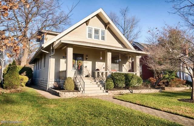 3921 Grandview Ave, Louisville, KY 40207 (#1551322) :: The Stiller Group