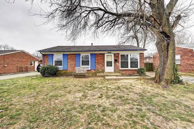 2816 Smilax Ave, Louisville, KY 40213 (#1551417) :: The Sokoler-Medley Team