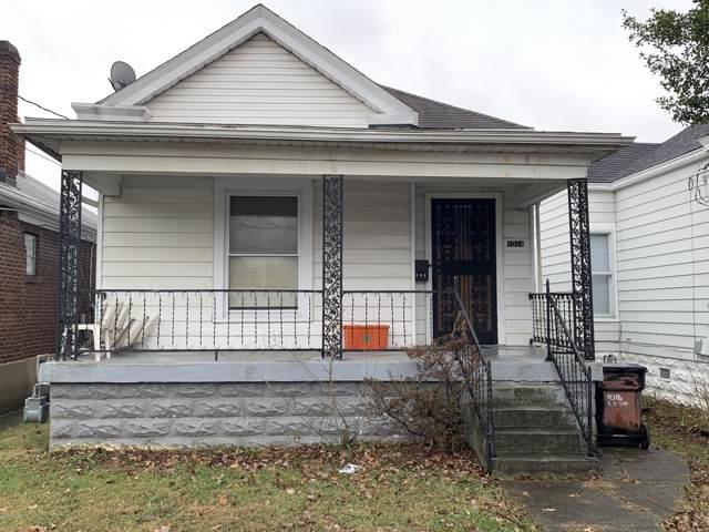 1014 Lynnhurst Ave, Louisville, KY 40215 (#1551598) :: Team Panella