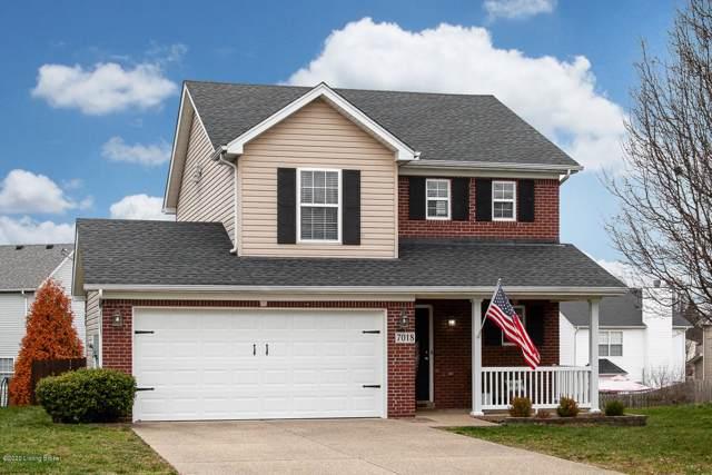 7018 Little Oak Ct, Louisville, KY 40291 (#1551601) :: Team Panella