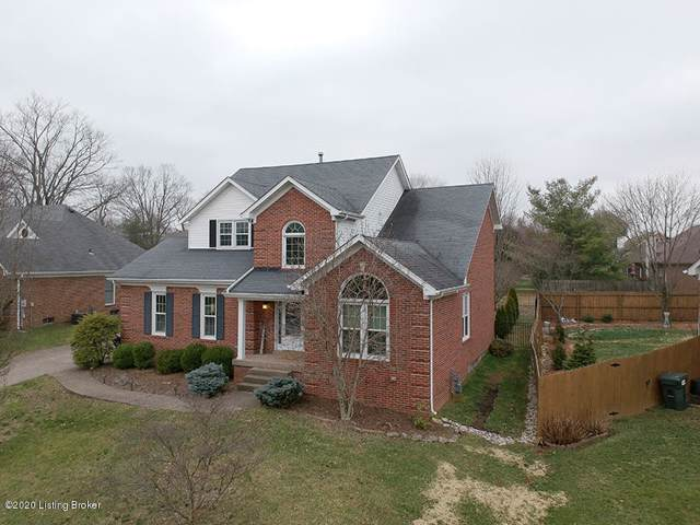 1502 Grandin Woods Ct, Jeffersontown, KY 40299 (#1551890) :: The Sokoler-Medley Team