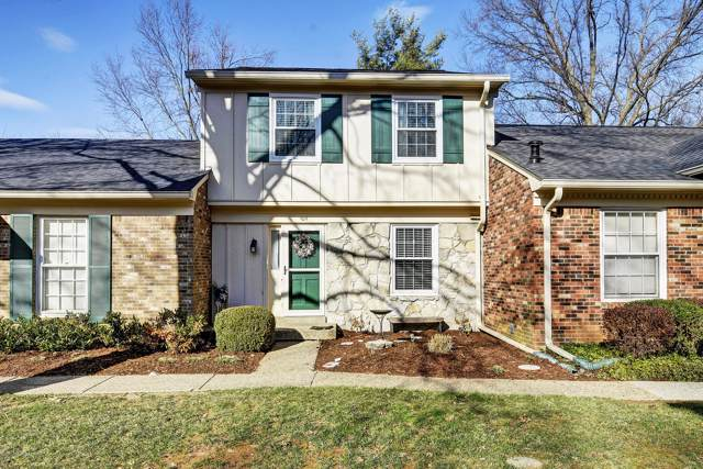1011 Burning Springs Dr, Jeffersontown, KY 40223 (#1551896) :: The Sokoler-Medley Team