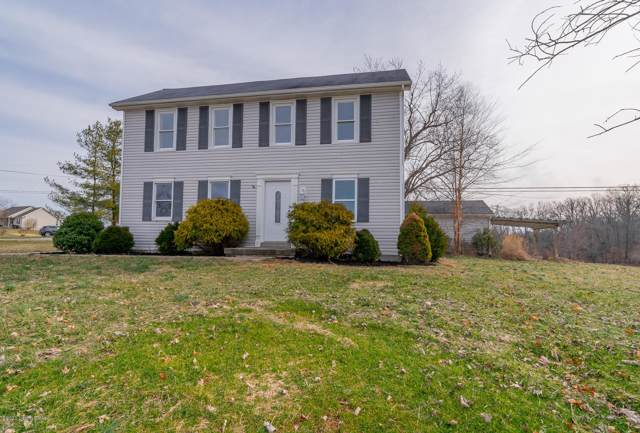 526 Burns Rd, Vine Grove, KY 40175 (#1551922) :: The Sokoler-Medley Team