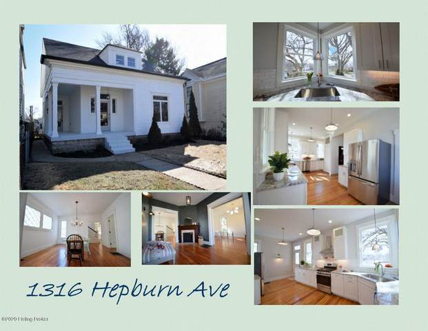 1316 Hepburn Ave, Louisville, KY 40204 (#1553137) :: The Price Group