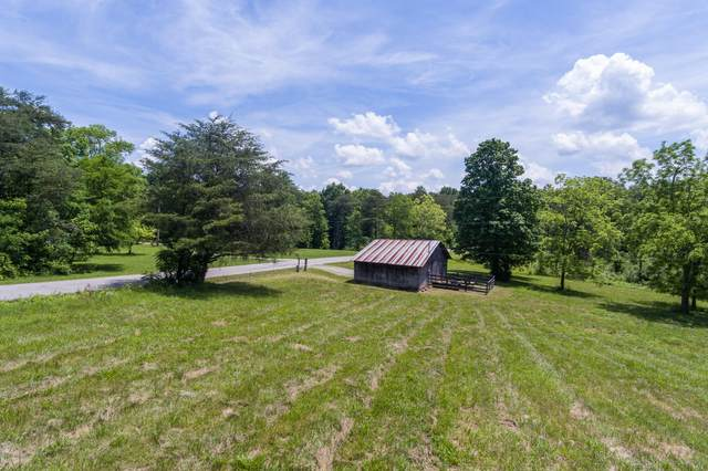 2421 Tract 1 Dickeys Mill Rd, Leitchfield, KY 42754 (#1553572) :: The Sokoler-Medley Team