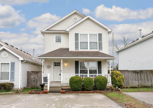 1218 Lipps Ln #103, Louisville, KY 40219 (#1553787) :: Impact Homes Group