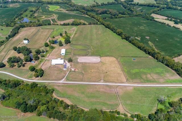 4486 Buck Creek Rd, Finchville, KY 40022 (#1554741) :: Team Panella