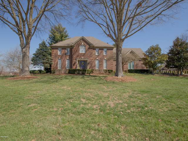 5757 Lentzier Trace, Jeffersonville, IN 47130 (#1554918) :: The Price Group