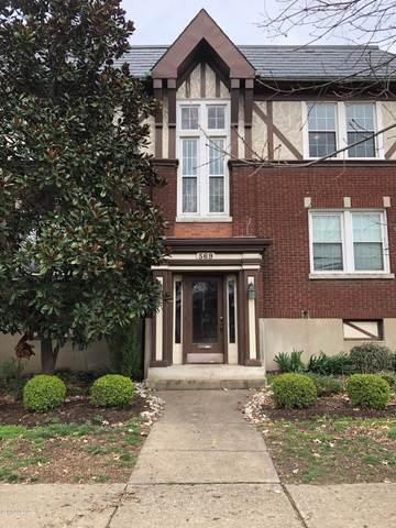 569 Eastern Pkwy 14D, Louisville, KY 40217 (#1555738) :: Team Panella