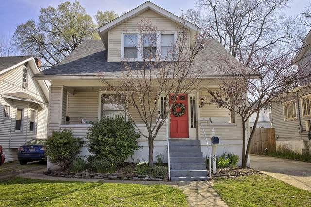 327 W Kenwood Way, Louisville, KY 40214 (#1556219) :: Team Panella