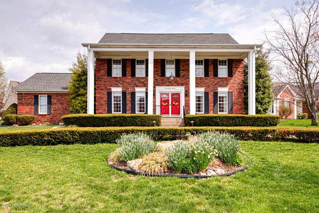 4011 Stone Lakes Dr, Louisville, KY 40299 (#1556223) :: The Stiller Group