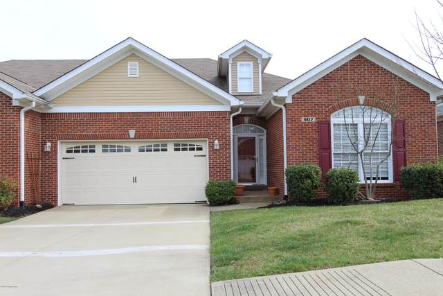 907 Ridge Point Dr, Louisville, KY 40299 (#1556367) :: Team Panella