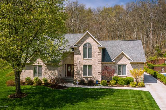 7610 Parkridge Trace, Louisville, KY 40214 (#1556558) :: Team Panella