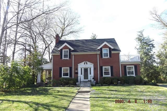 2205 Sieger Villa Ct, Louisville, KY 40218 (#1556610) :: The Sokoler-Medley Team