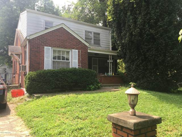 3322 Algonquin Pkwy, Louisville, KY 40211 (#1556621) :: The Sokoler-Medley Team