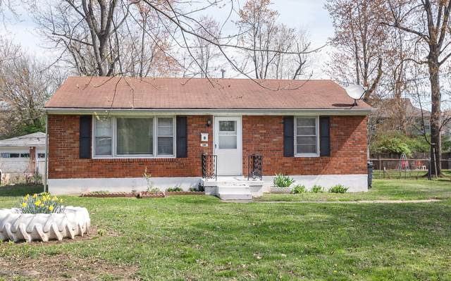 3217 Donald. Dr, Louisville, KY 40216 (#1556625) :: The Sokoler-Medley Team