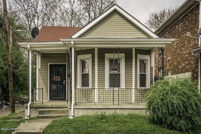 534 S 28th St #1, Louisville, KY 40211 (#1559143) :: The Stiller Group