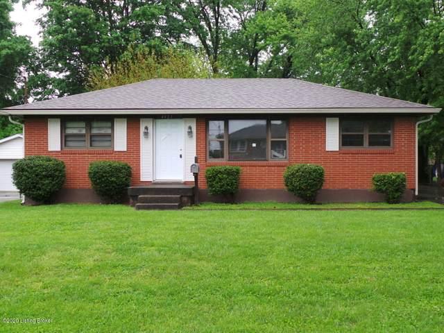 4921 Ronwood Dr, Louisville, KY 40219 (#1559150) :: Team Panella