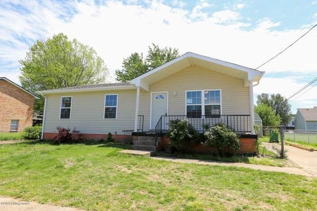 102 Monroe St, Radcliff, KY 40160 (#1559313) :: Team Panella