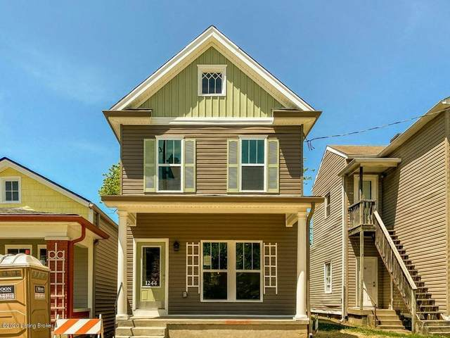 1244 S Preston St, Louisville, KY 40203 (#1559384) :: The Sokoler-Medley Team