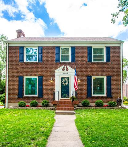 3406 Hycliffe Ave, Louisville, KY 40207 (#1559971) :: The Price Group