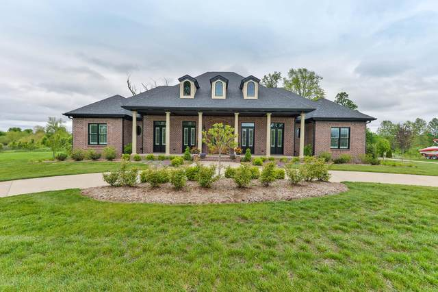 12391 Poplar Woods Dr, Goshen, KY 40026 (#1560102) :: The Price Group