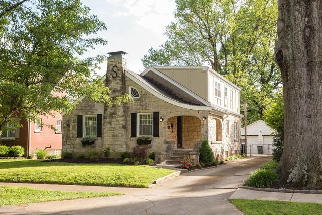 508 Cornell Pl, Louisville, KY 40207 (#1560196) :: The Price Group