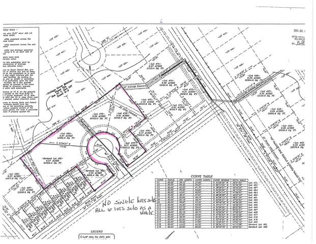 6 Lots Banjo St, Bardstown, KY 40004 (#1560242) :: The Price Group