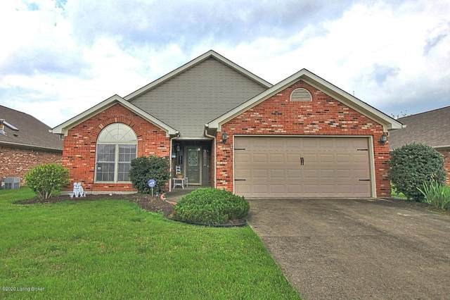 3323 Norma Dr, Jeffersonville, IN 47130 (#1560286) :: The Price Group