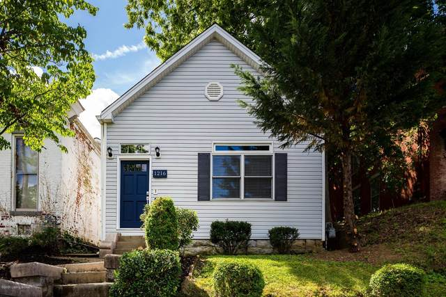 1216 Hull St, Louisville, KY 40204 (#1560541) :: At Home In Louisville Real Estate Group