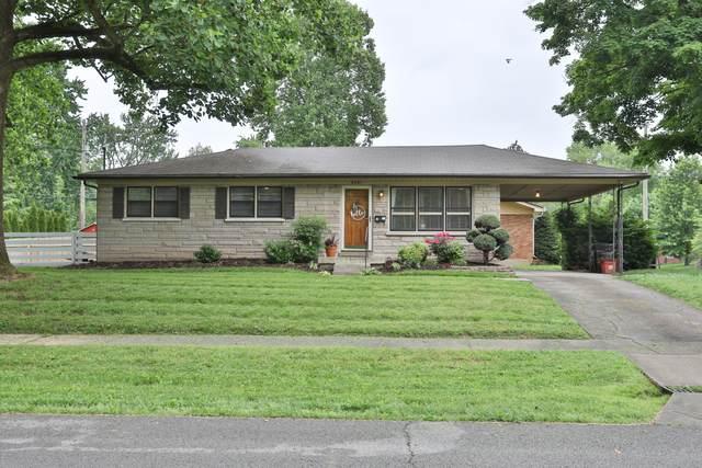 4321 Brookhaven Ave, Louisville, KY 40220 (#1560740) :: Team Panella