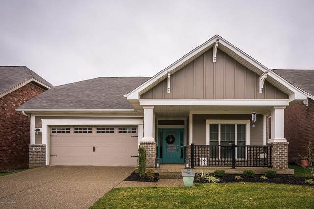 14202 Harkaway Ave, Louisville, KY 40299 (#1560825) :: The Stiller Group
