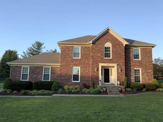 8207 Brookhollow Ct, Louisville, KY 40220 (#1560884) :: Team Panella