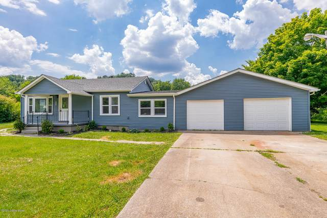 314 Lone Oak Dr, New Albany, IN 47150 (#1562437) :: The Sokoler-Medley Team