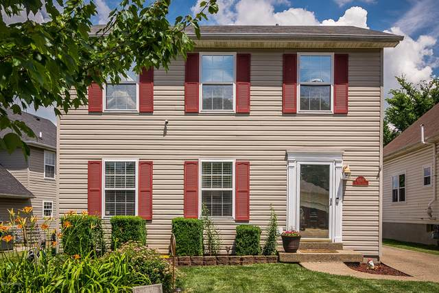 10507 Firview Ct, Jeffersontown, KY 40299 (#1562642) :: The Price Group