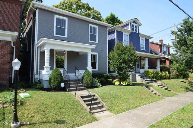 626 W Ormsby Ave, Louisville, KY 40203 (#1562880) :: The Stiller Group