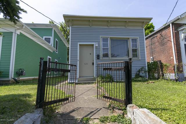 524 E St Catherine St, Louisville, KY 40203 (#1562948) :: The Stiller Group