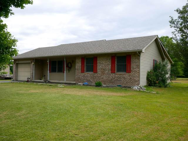 1140 N Borcherding Rd, Madison, IN 47250 (#1563045) :: The Price Group